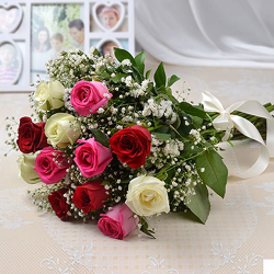 Delight your loved ones with lovely and attractive blossoms